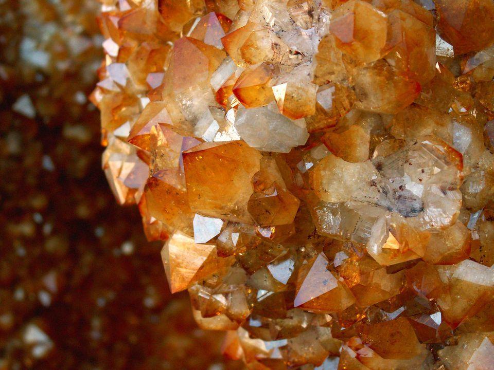 Цитрин камень магические и целебные свойства