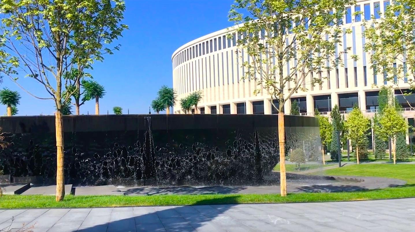 Парк Галицкого 2020 фото сегодня