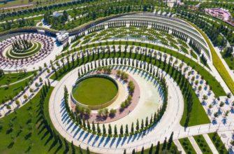 Парк Галицкого Краснодар 2020