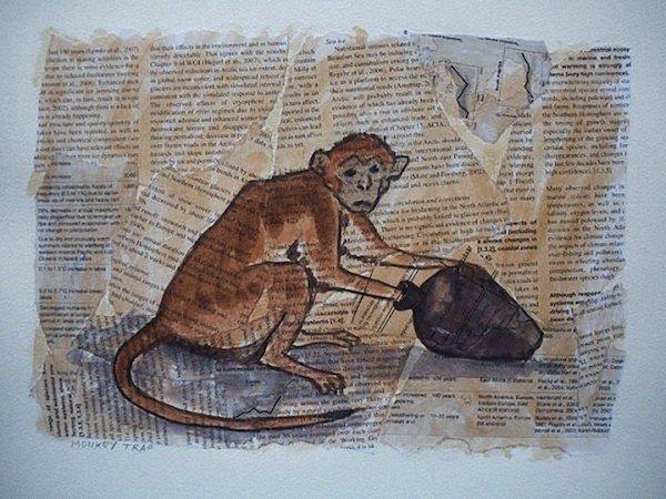 Ловушка для обезьян