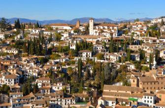 10 меств Андалусии которые нужно увидеть
