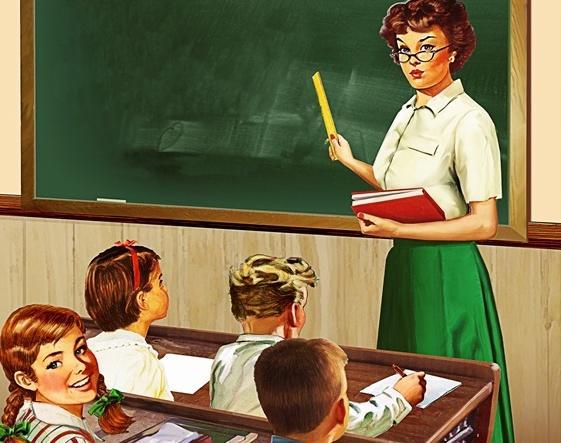 Притча про учителя и ученика