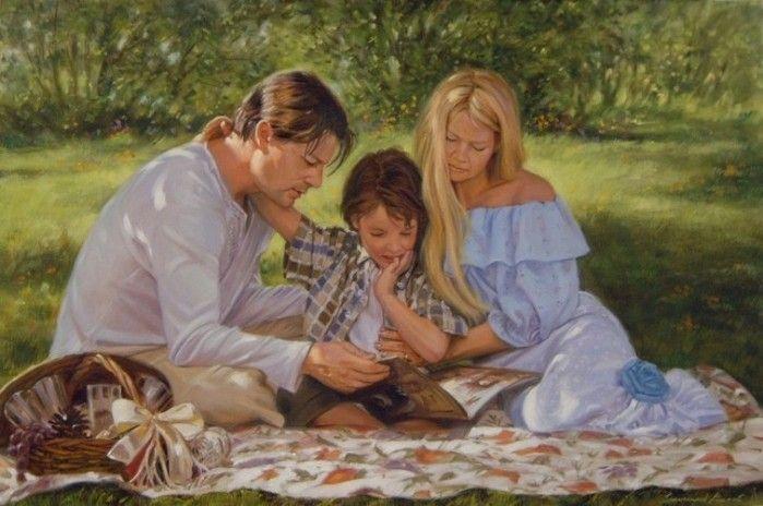 Семейная притча. Лучшие притчи с глубоким смыслом
