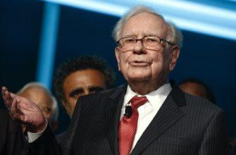 Уоррен Баффет вкладывает большие средства в фармацевтические фирмы США