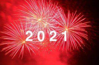 Новогодний салют 2021 в парке Галицкого и мкр. Губернский г. Краснодар