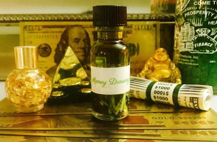 Денежные эфирные масла для привлечения денег и удачи рецепт