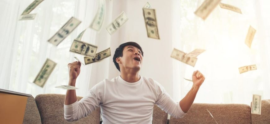 Как стать миллионером в 20 лет